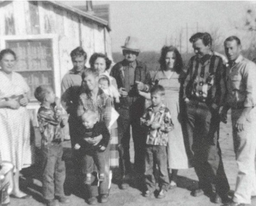 Gene's brothers, sisters and family members