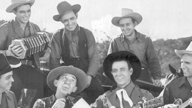 Andy Parker and the Plainsmen