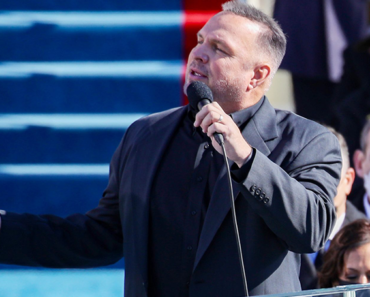 Garth Brooks Performs 'Amazing Grace at Joe Biden's Inauguration