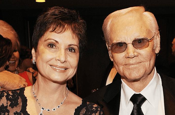 George Jones and Nancy Sepulvado Jones