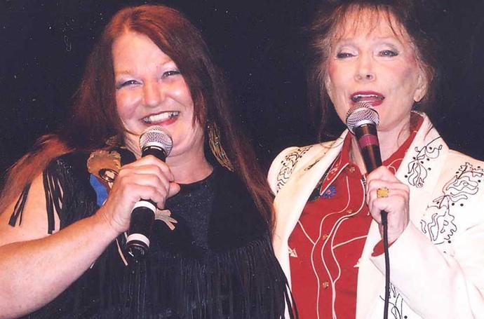 Betty Sue & Loreta Lynn
