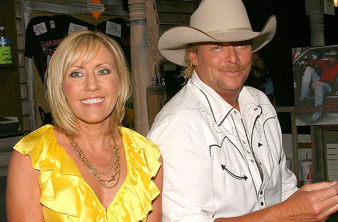 Alan and Denise Jackson