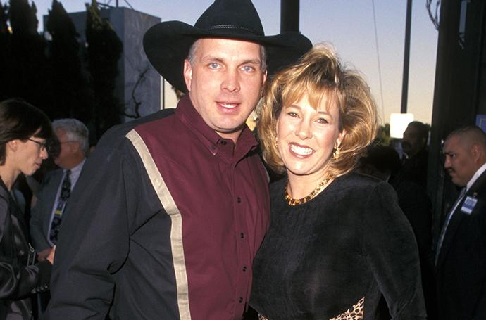Garth and Sandy