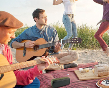 Bluetooth Speakers: Bring a Portable Party Wherever You Go