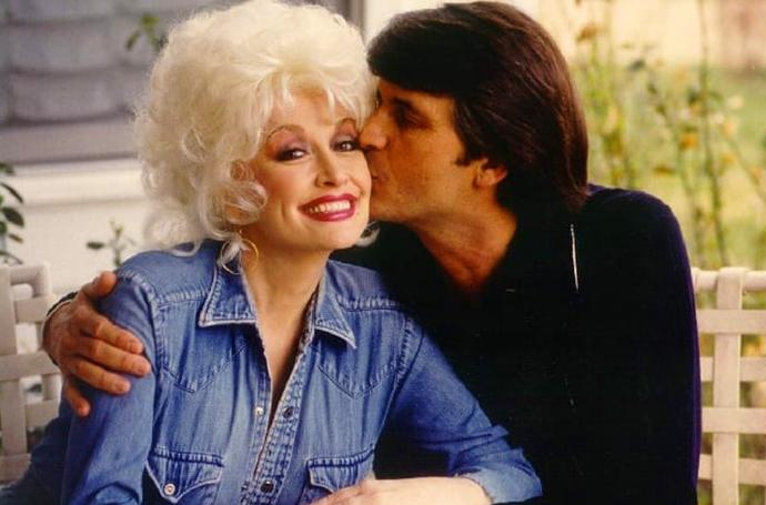 Dolly Parton & Carl Dean