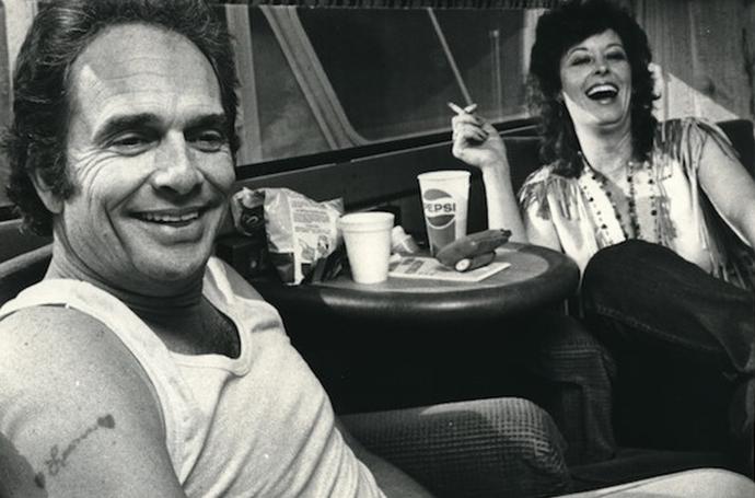 Merle Haggard & Leona Williams