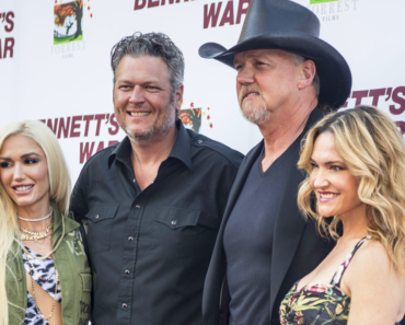 Trace Adkins Opens Up About Blake Shelton, Gwen Stefani's Wedding: 'I Didn't Wanna Go, Anyway'