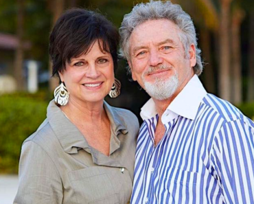 COUNTRY LOVE STORY: LARRY GATLIN AND JANIS ROSS